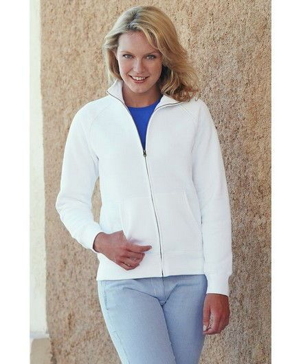 fruit-of-the-loom Jacket Lady Fit Sweat